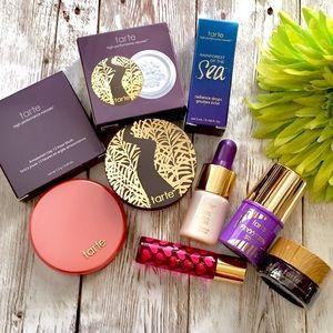 Bundle Tarte Cosmetics Essential Minis Powder Eyes